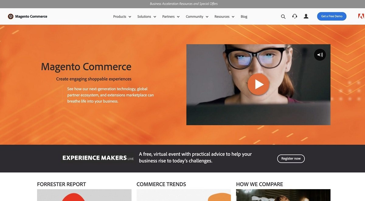 Magento for Ecommerce