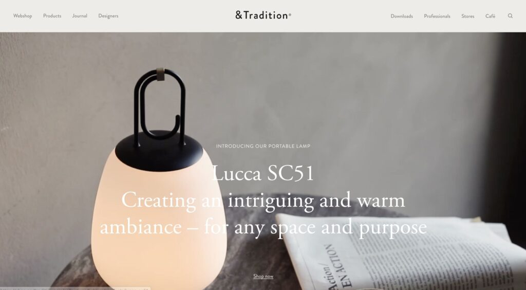 Andtradition Furniture
