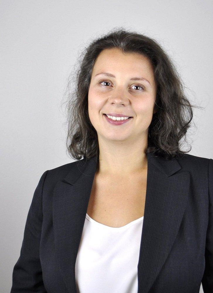 Marketing Director Natalie Luneva