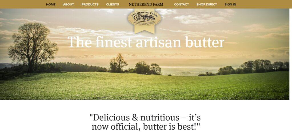 Netherend Farm company