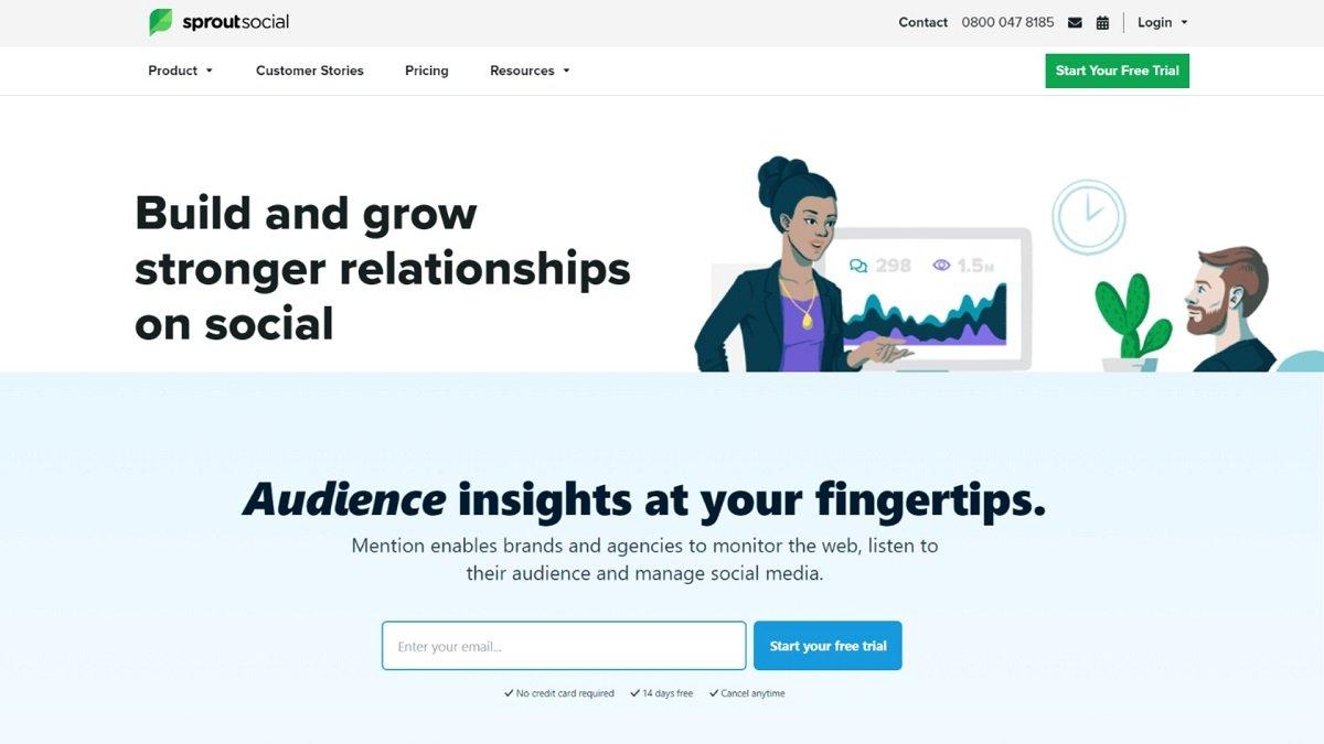 Social Media Management Sites