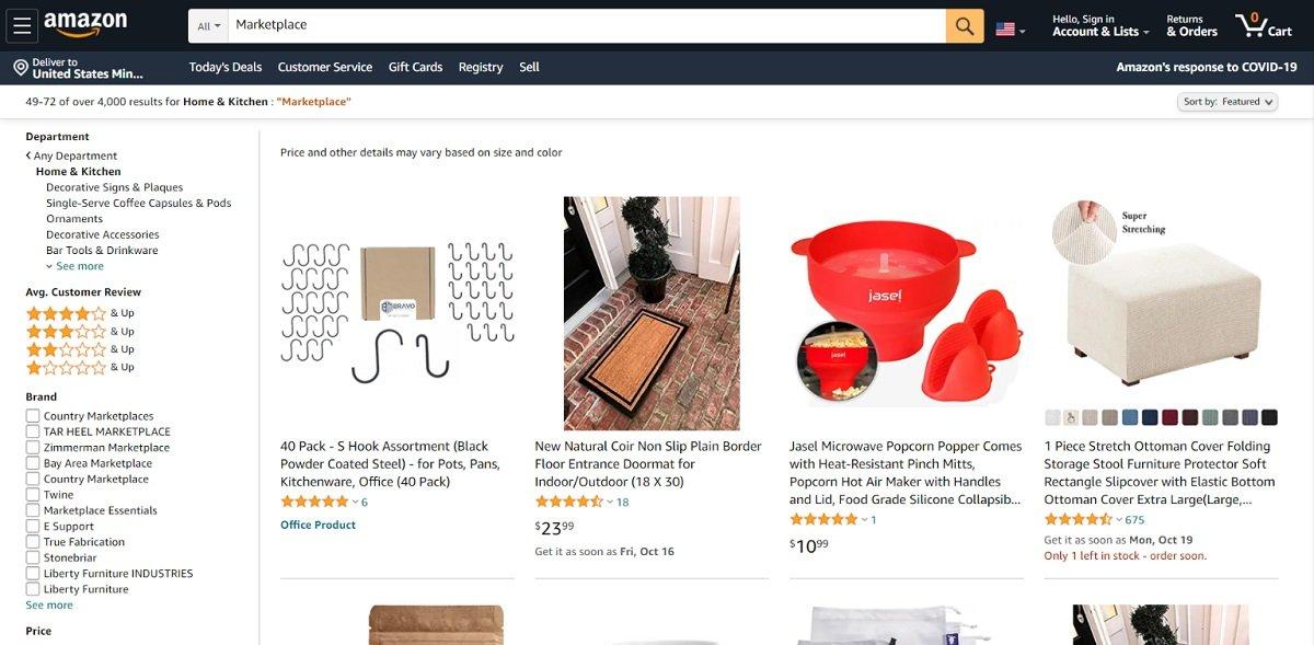 amazon digital marketplace