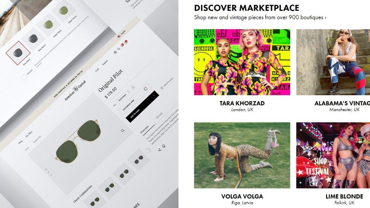 Digital Marketplace and Ecommerce Website