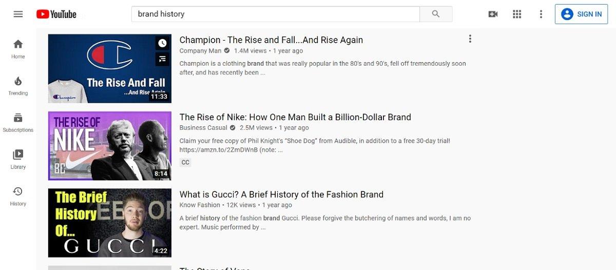 e-commerce video marketing