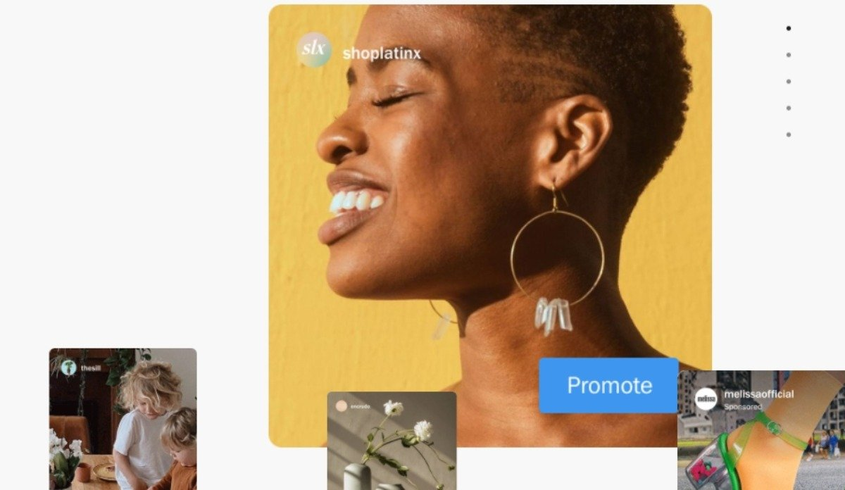 social media for ecommerce - instagram ad examples