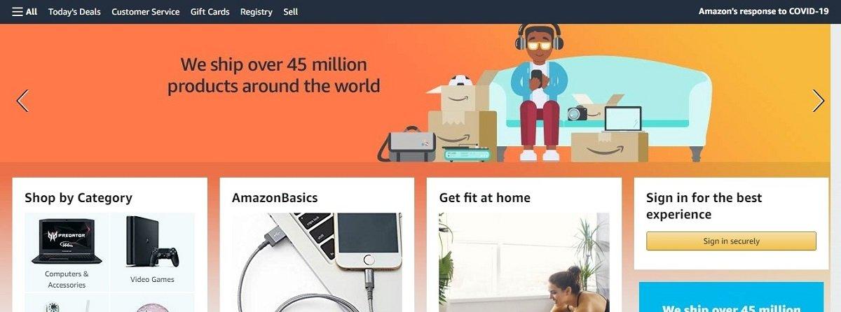 amazon ecommerce digital marketplace