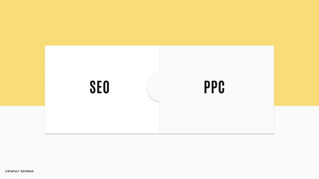 SEO and PPC in eCommerce digital marketing