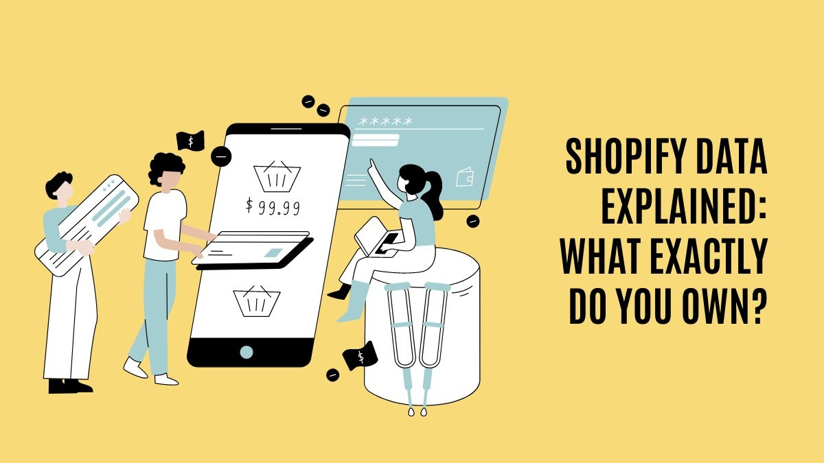 Shopify Data Explained: What Exactly Do You Own?